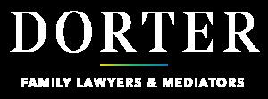 Dorter Logo white